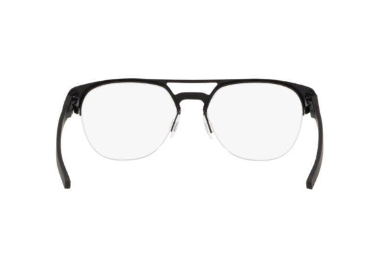 7a3b18f8527c5 Armação Oculos Grau Oakley Latch Titanio Ox5134 0154 Preto - R  719 ...