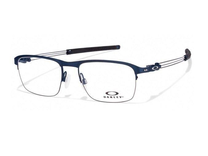 64a795411 Armação Oculos Grau Oakley Truss Rod 0.5 Titanio Ox5123 0352 - R ...