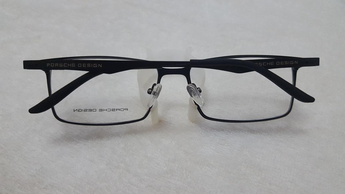 62a985d95 armação óculos grau porsche design 8001 lançamento preto. Carregando zoom.