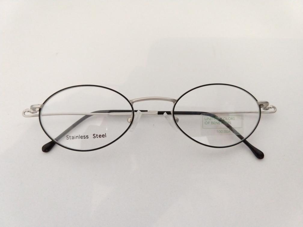 45d0e5d4700a9 armação oculos grau masculino fino sem aro ox3126 lançamento. Carregando  zoom. armação óculos grau prata e preta super leve oval pequena. Carregando  zoom.