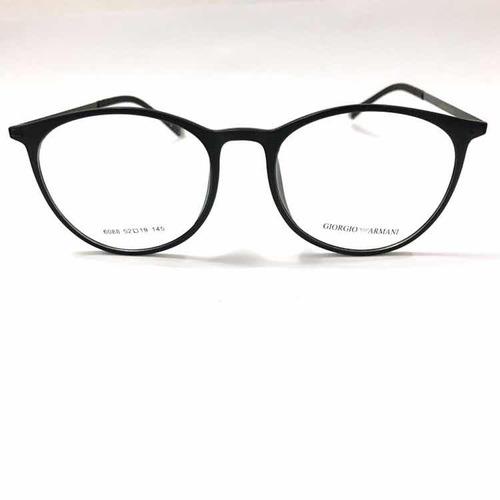 036d7e04b6501 Armação Oculos Grau Preto Masculino Rêtro + Frete Grátis! - R  120 ...