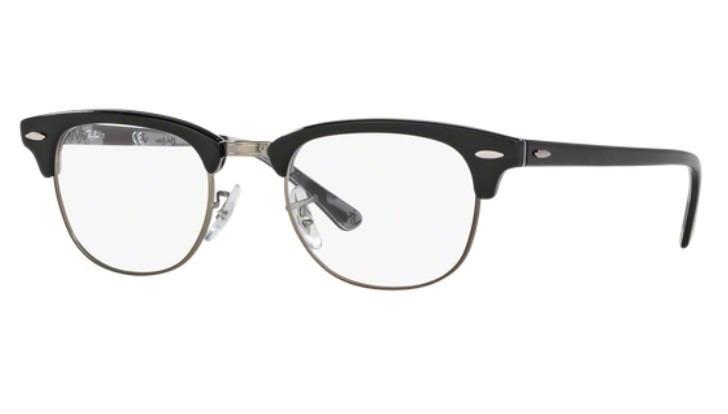 04123cd0ca316 armação oculos grau ray ban club master rb5154 5649 51 preto