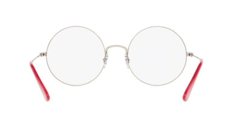 Armação Oculos Grau Ray Ban Ja Jo Rb6392 2501 Lente 53mm - R  329,00 ... b6fb18f474