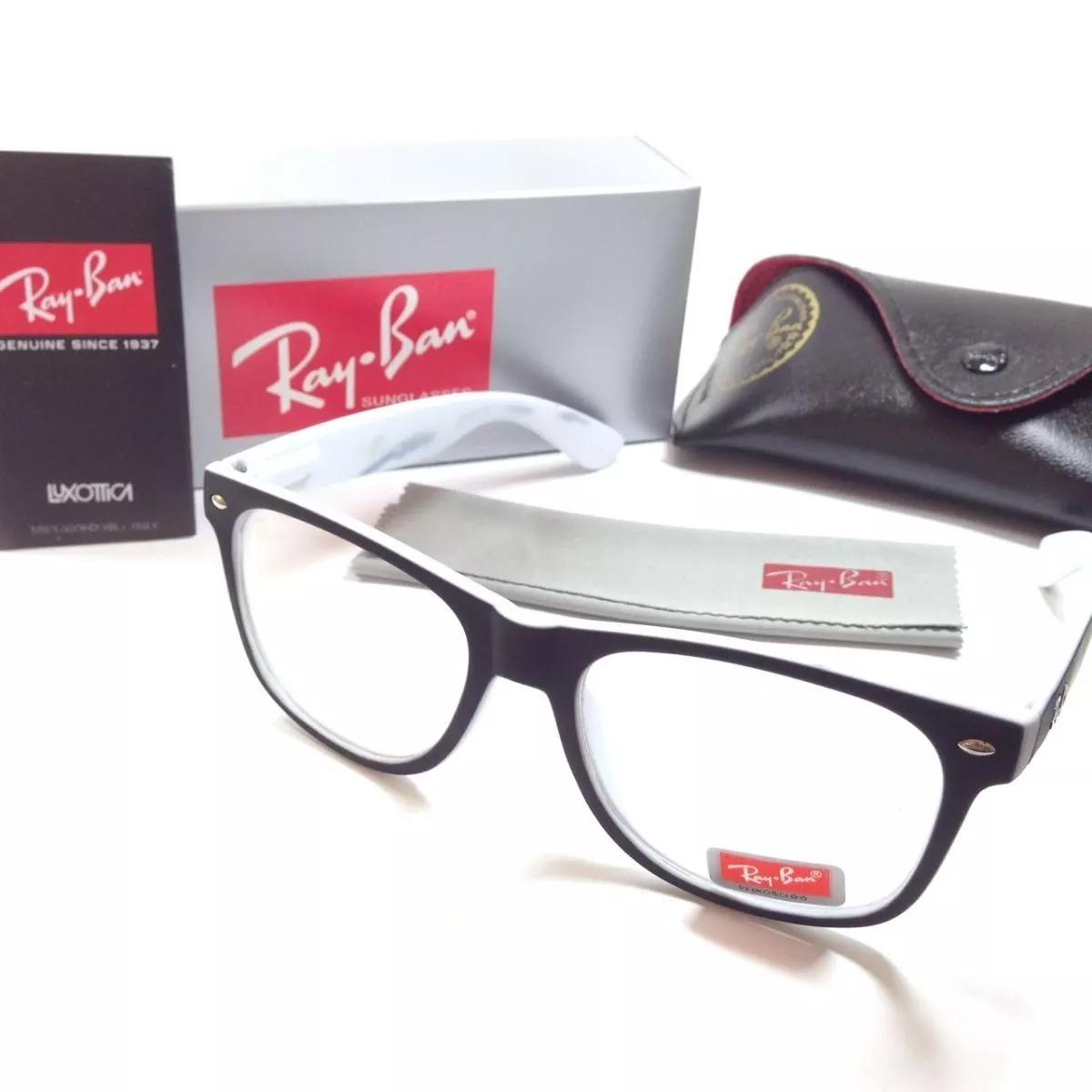 armação oculos grau rayban 5115 + cortesia grau leitura. Carregando zoom. 27cac7c4d2