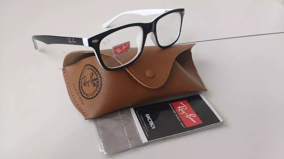 809c2dc8c armação oculos grau rayban 5115 tartaruga + lente perto 1.80. Carregando  zoom.