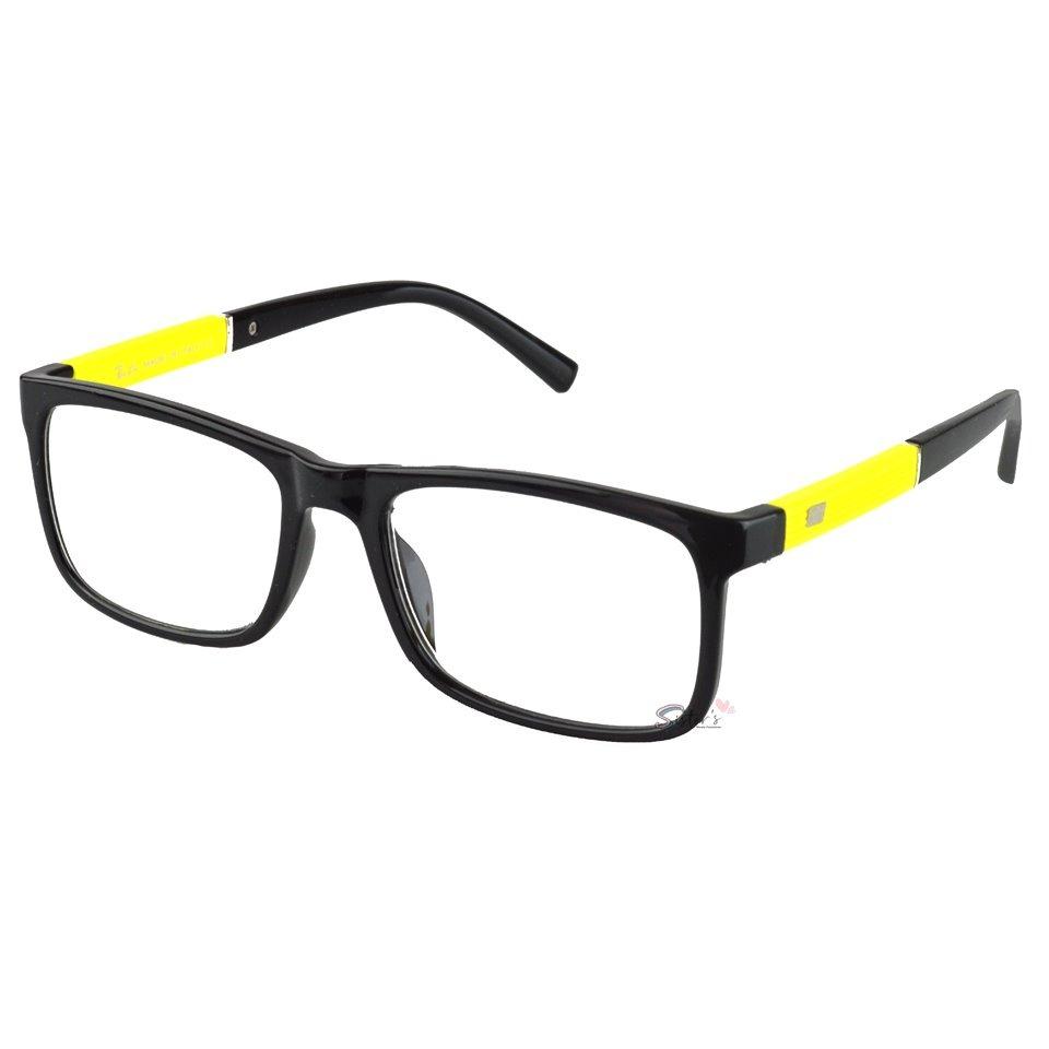 armação óculos grau rayban feminino masculino acetato 5001. Carregando zoom. 9e8f8112de