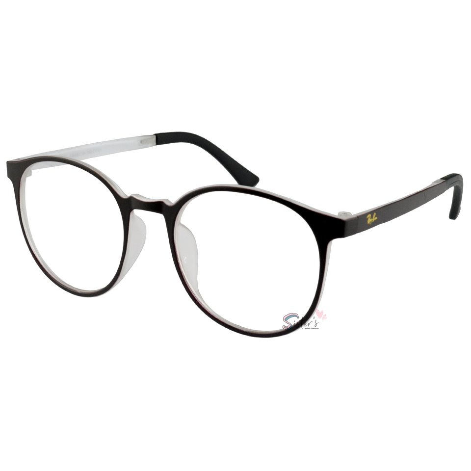 armação óculos grau rayban retro redondo feminino masculino. Carregando  zoom. 82949db450