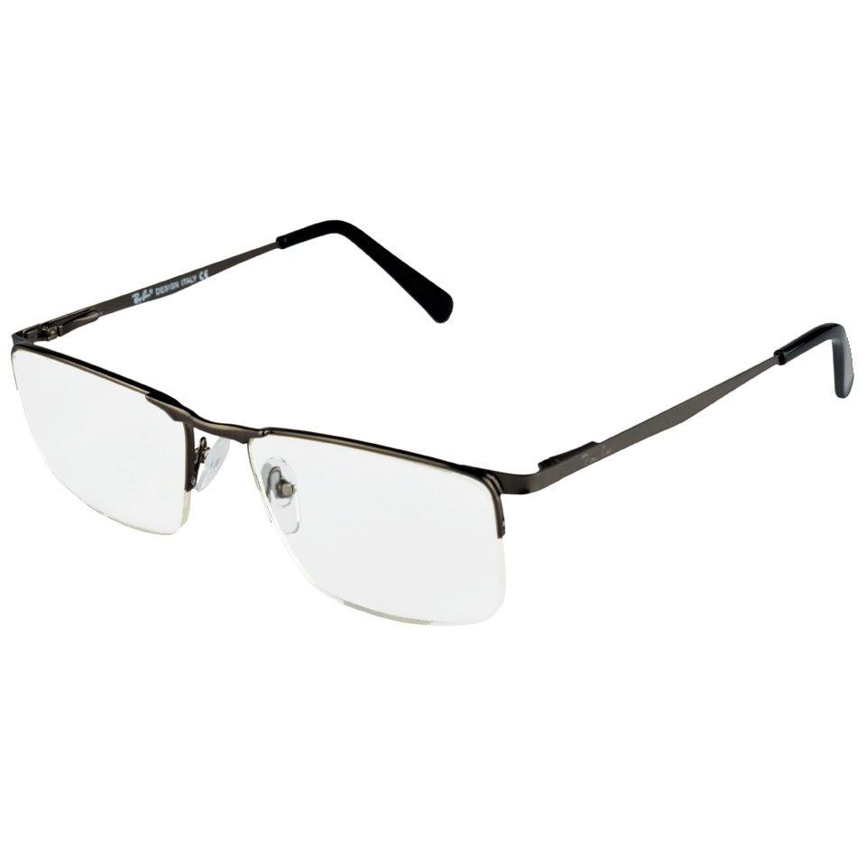 armação oculos grau rayban sem aro masculino discreto nylon. Carregando  zoom. 8186808b06