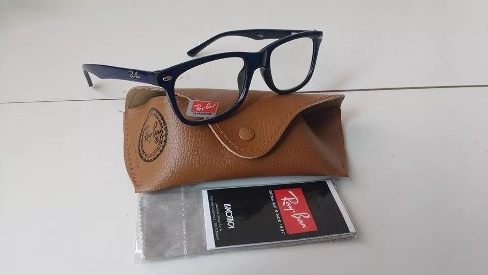 dcd2161a0 armação óculos grau rb5115 + lentes multifocais,frete grátis. Carregando  zoom.