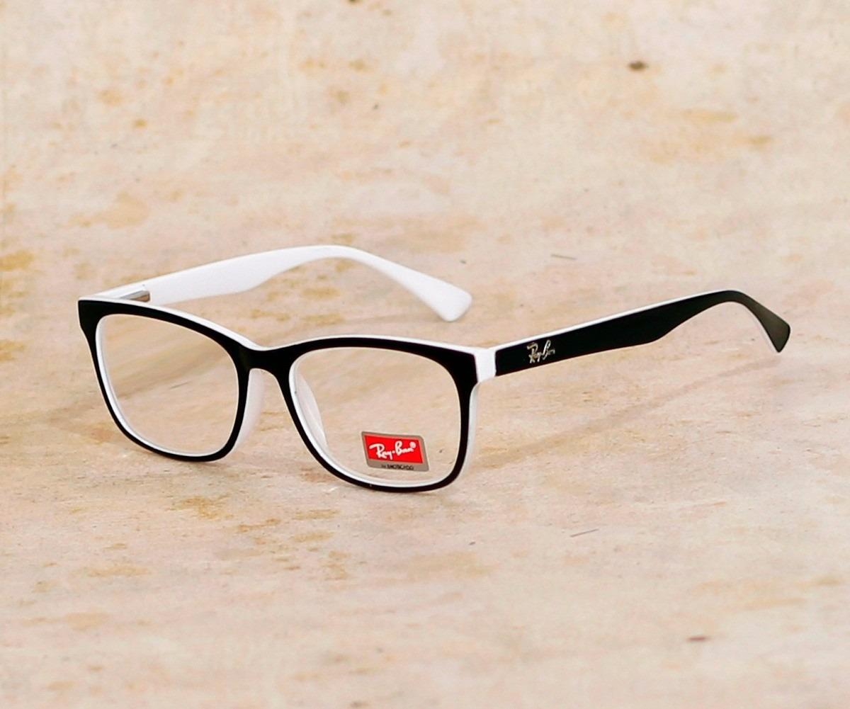 0a68d064f26a9 armação óculos grau rb5115 muito barata, fazemos suas lentes. Carregando  zoom.