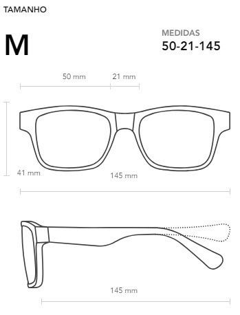 Armação Óculos Grau Retrô Ray Ban Rb 5355 5674 50 - Origina - R  380 ... e9189e6b3a