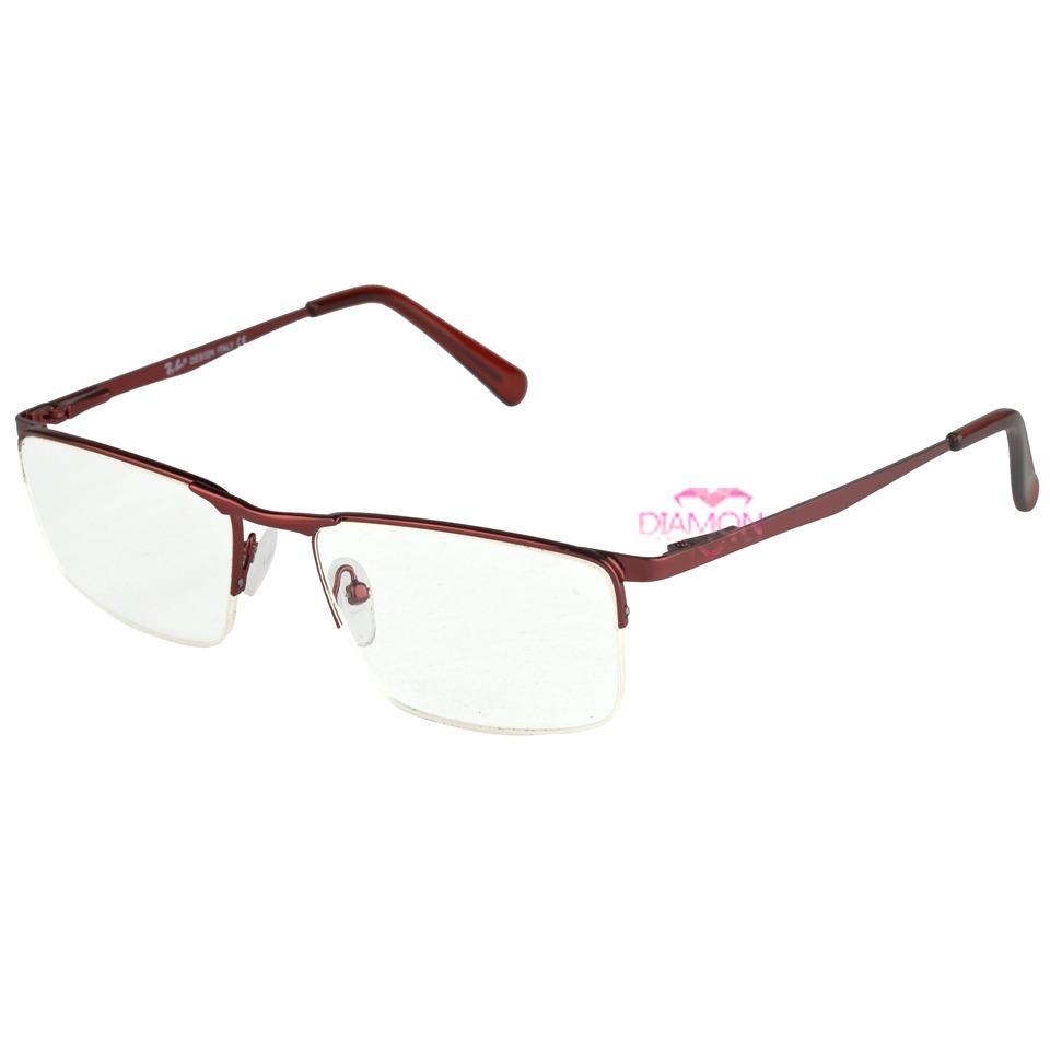 armação óculos grau sem aro metal acetato masculino 1681. Carregando zoom. 162f56f731