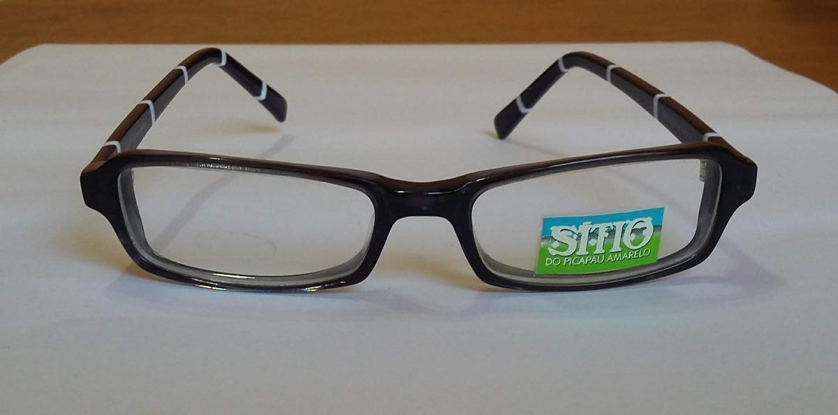 1afa8fa160236 armação óculos grau sítio do picapau amarelo infantil barato. Carregando  zoom.