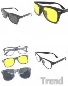 18cc46320 Haya Yux Com Lente Polarizada - Óculos De Sol no Mercado Livre Brasil