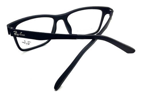 4b5e5d5aa Armação Oculos Grau Sol Masculino Rb2088 2 Clip On Brinde - R  118 ...