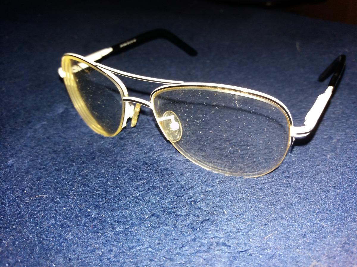f2dd84da5 armação óculos grau tipo rayban feminino sem aro fio nylon. Carregando zoom.
