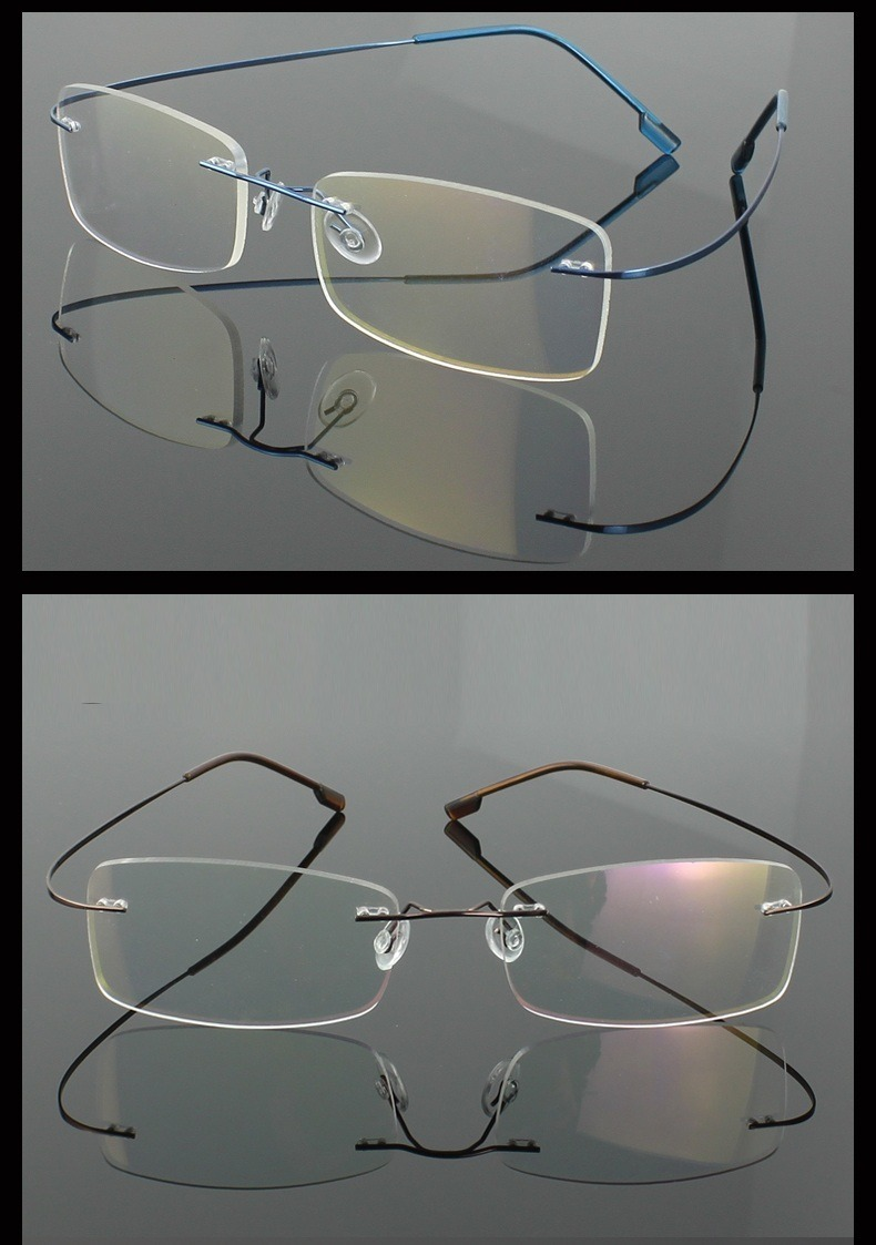 7dab79fa94bdd armação oculos grau titanio original feminino masculino a01. Carregando  zoom.