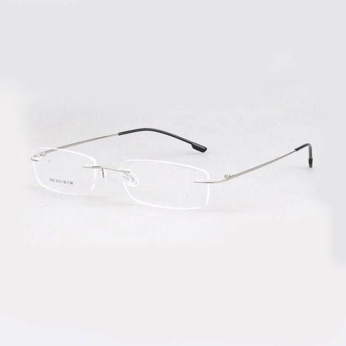 33b53a798 Armação Oculos Grau Titanio Original Masculino Feminino A03 - R$ 47 ...