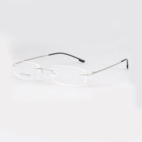 armação oculos grau titanio original masculino feminino a03