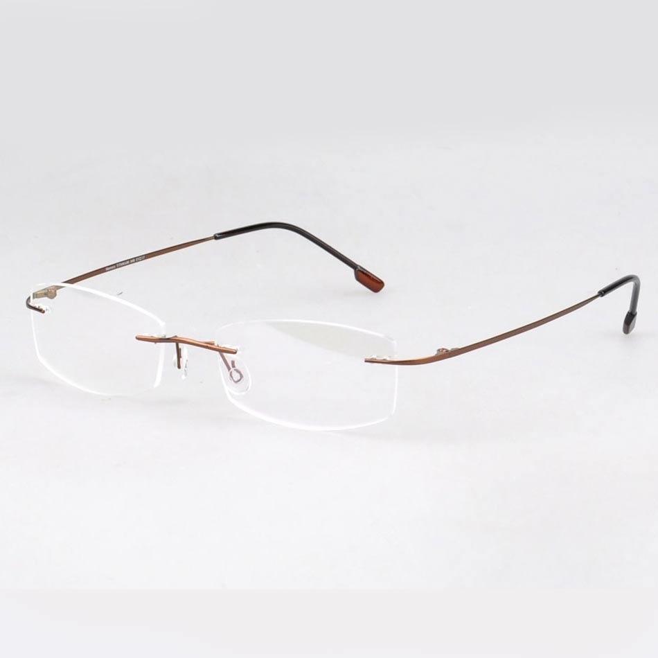 42b7ec67deaa4 armação oculos grau titanio original masculino feminino a03. Carregando  zoom.