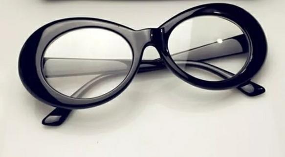 ebc3b162f9eac Armação Óculos Grau Top Feminina Anos 60 Retrô Acetato A10 - R  39 ...