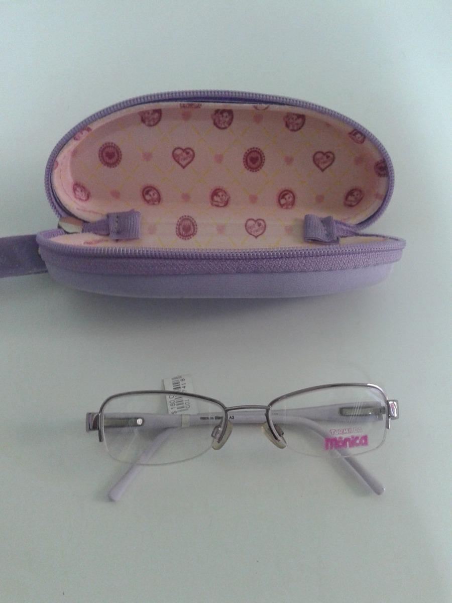 c24cf26c13da5 armação oculos grau turma da monica infantil t9 - a534 46x16. Carregando  zoom.
