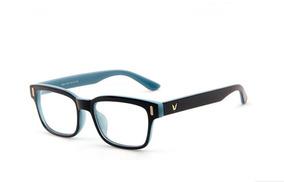 6ca37fc4b Armação Óculos Grau Unissex Feminino Masculino Barato Lindo