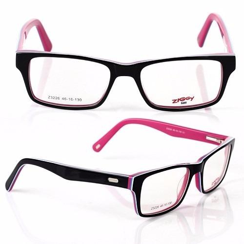6e8c821692b85 Armação Óculos Grau Vários Modelos E Cores Infantil Juvenil - R  120 ...