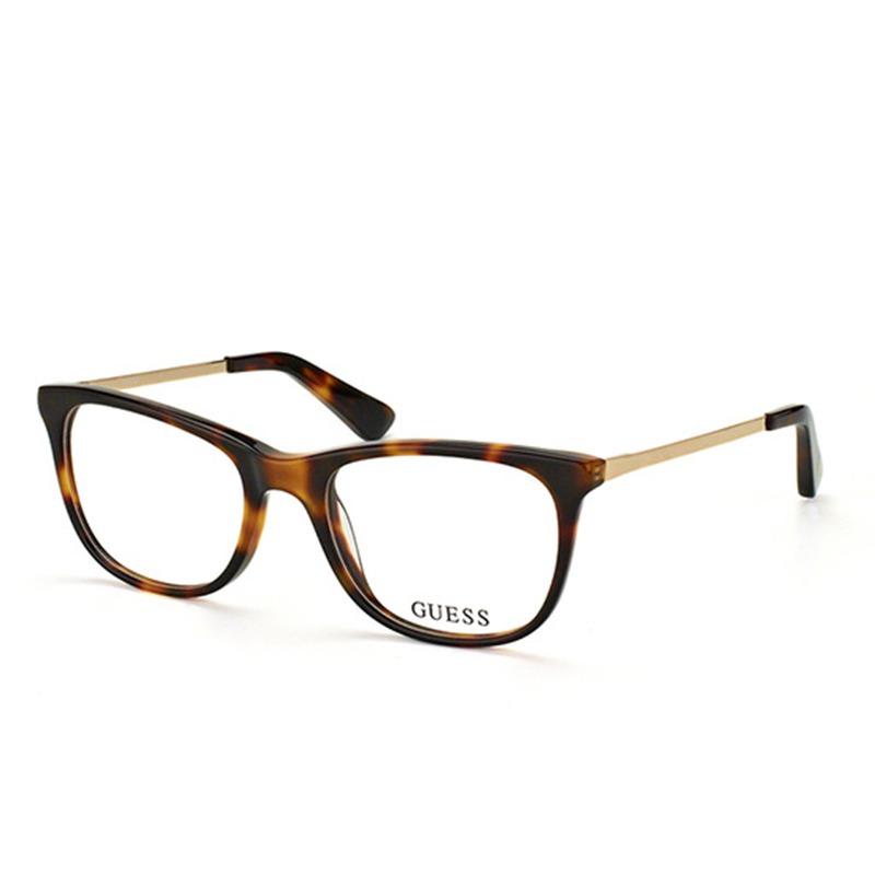 dad0b6e4fb541 Armação De Óculos De Grau Guess Feminino - Gu2532 053 - R  419