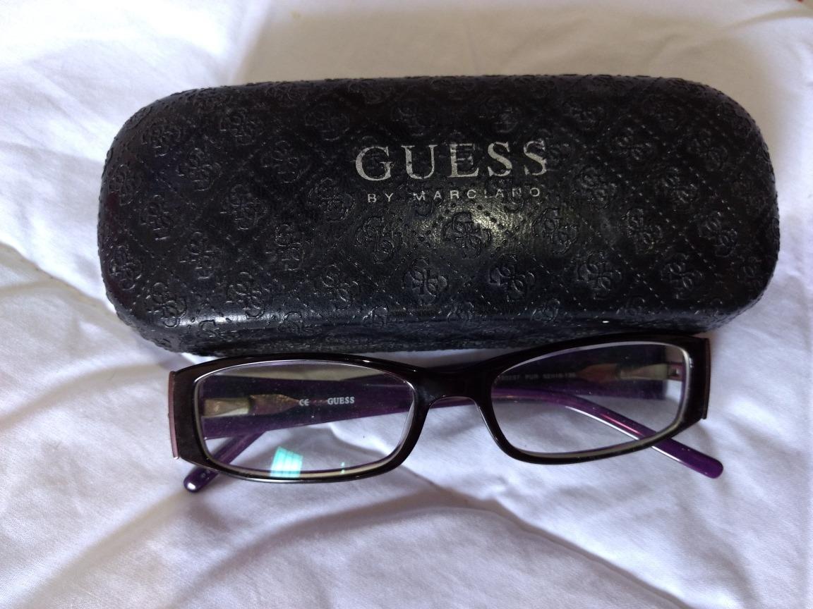 48f9de2d5 Armação Óculos Guess Feminino Original - R$ 100,00 em Mercado Livre