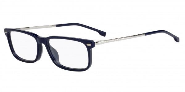 0eb9baa75cf2f Armação Óculos De Grau Masculino Fem De Grau Hugo Boss 0933 - R  790 ...