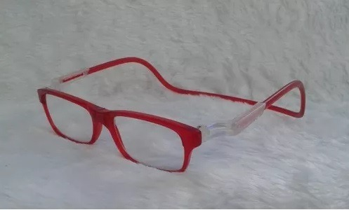 89d1dcb1c Armação Óculos Imã Magnético Frontal Unissex Varias Cores - R$ 34,96 ...
