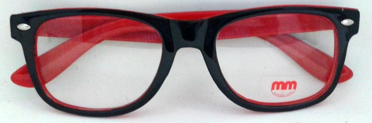 23b58e0b68940 Armação Óculos Infantil Com Lentes Sem Grau Menino Menina - R  18