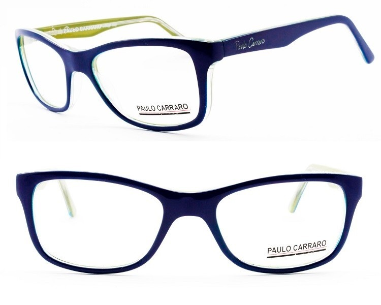 Armação Óculos Infantil Paulo Carraro P  Grau - 9001 - R  129,00 em ... 6449897aff