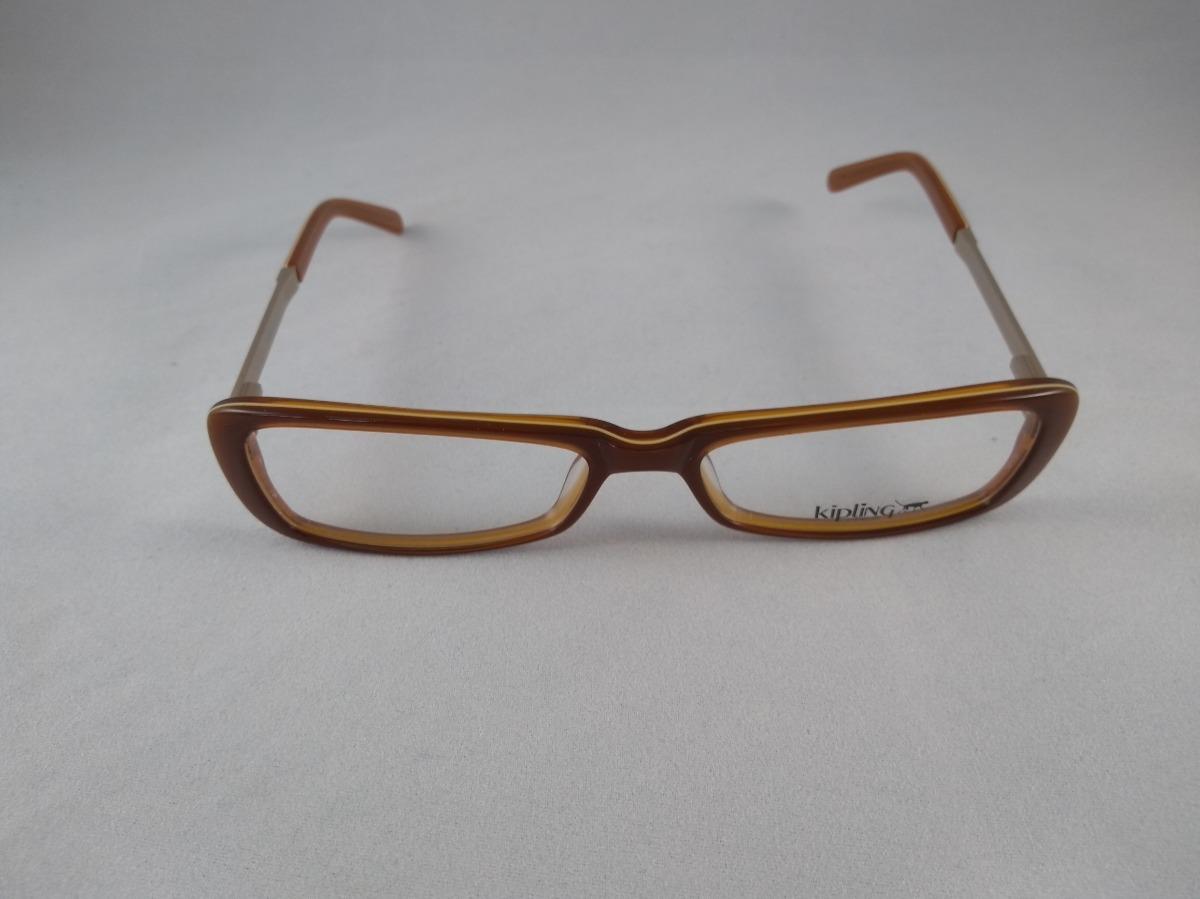 9fd9569b6 Armação Óculos Kipling - R$ 50,00 em Mercado Livre