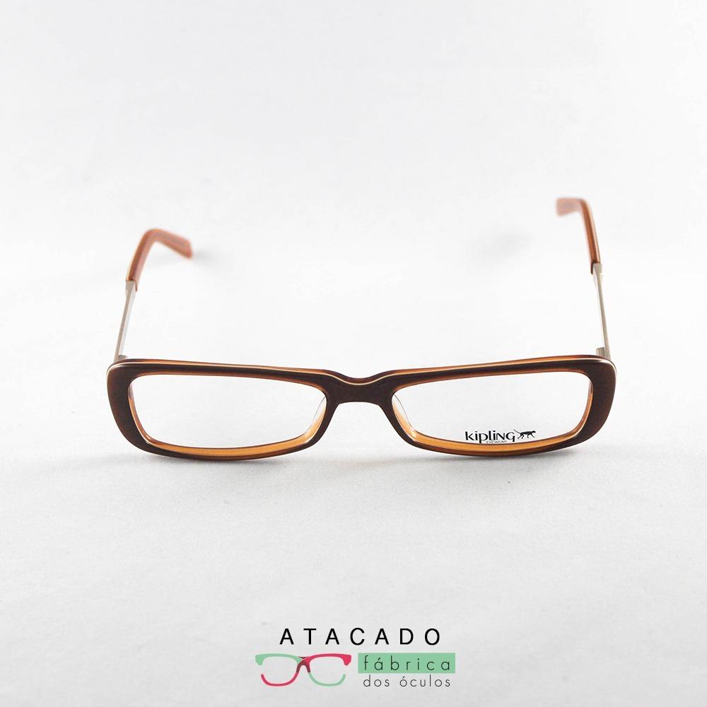 ae188c20d Armação Óculos Kipling - R$ 49,00 em Mercado Livre