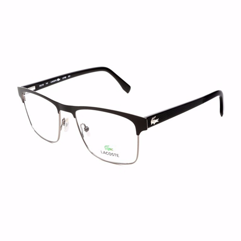 0fe015037acb3 Armação De Óculos De Grau Lacoste Masculino - L2198 001 - R  649
