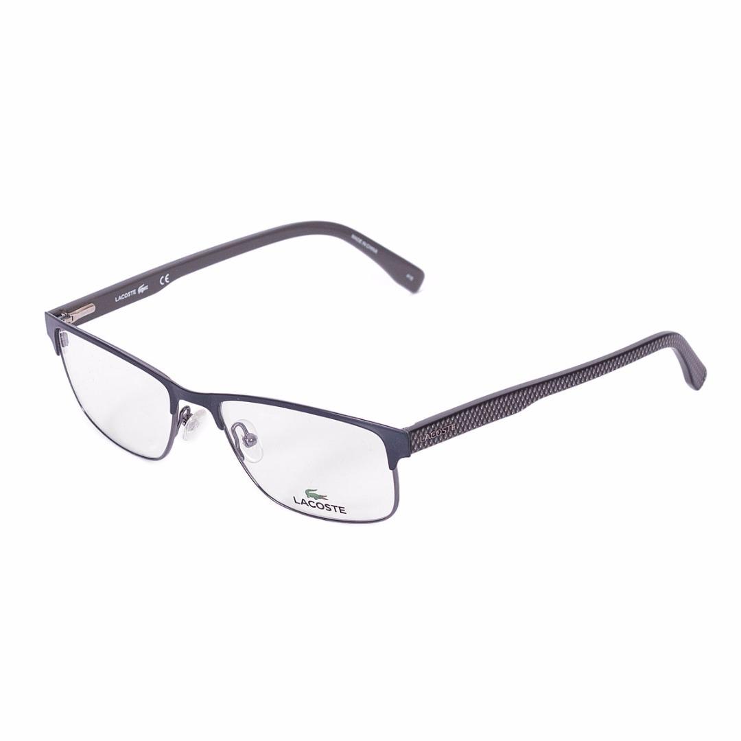 95c4ec816d39d Armação De Óculos De Grau Lacoste Masculino - L2217 033 - R  609