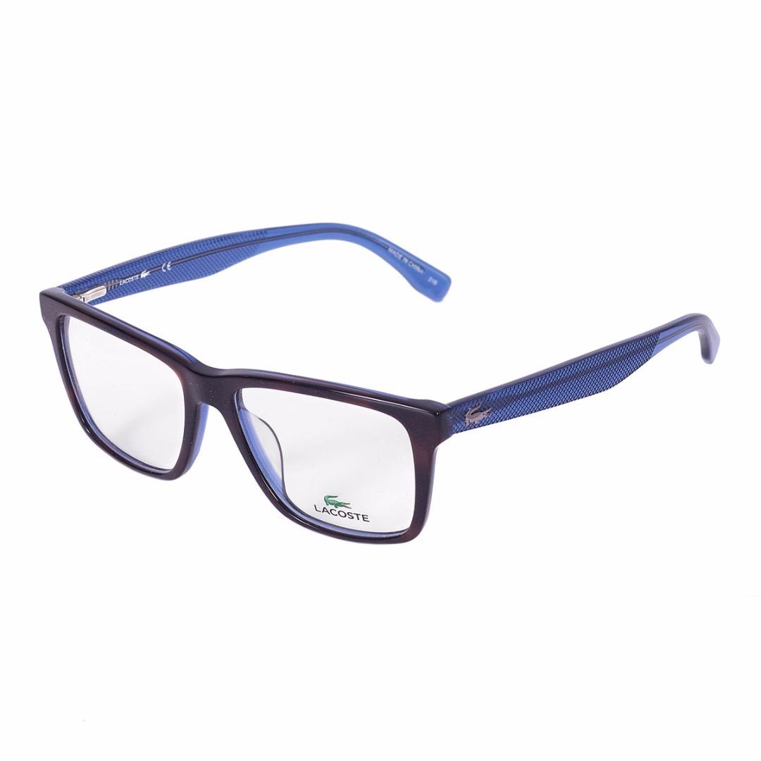 55ac35acf1d8d Armação De Óculos De Grau Lacoste Masculino - L2769 218 - R  445