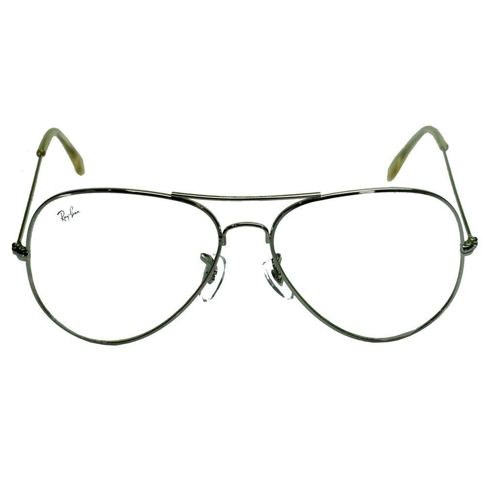 f9e13070cc587 armação óculos lentes sem grau feminino retro rayban aviador. Carregando  zoom.