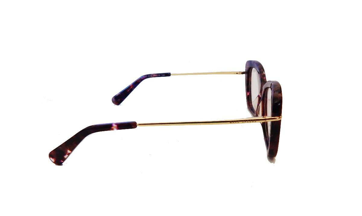 c94e2ef9525f1 ... grau feminino gatinho marc jacobs perola. Carregando zoom... armação  óculos marc jacobs. Carregando zoom.