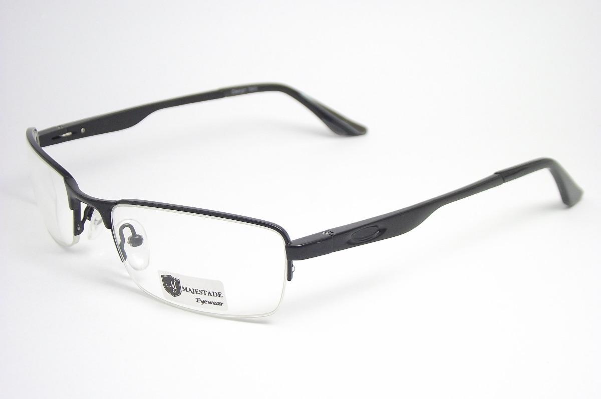 b5ad2ce99903e armação óculos masculino curvado esportivo chj0021 c2 mj. Carregando zoom.