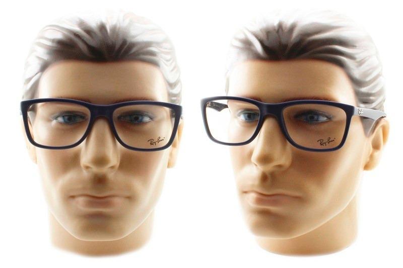 armação óculos masculino grau ray-ban rb 7027l 5412 original. Carregando  zoom. 8c4825208a