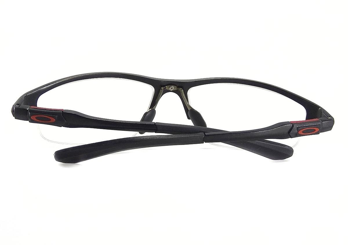 e00c6114b30da Armação Oculos Masculino Grau Titânio Ls200 Original Esport - R  125,00 em  Mercado Livre
