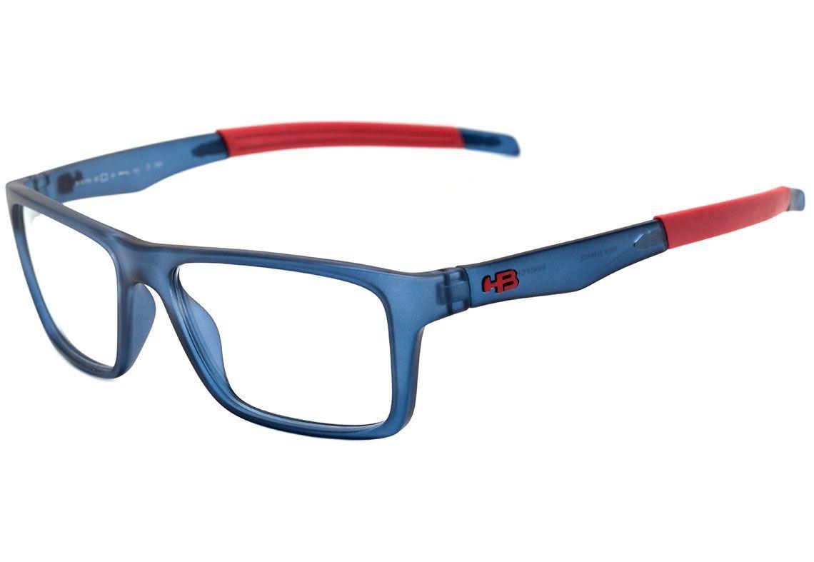 armação óculos masculino - hb polytech m 93119 - original. Carregando zoom. cddd3dcfbd