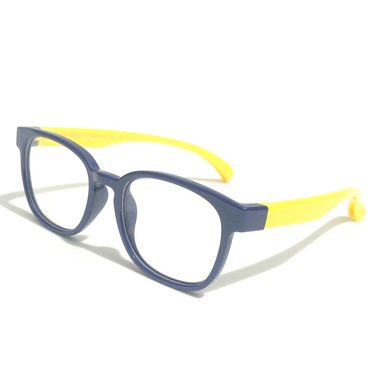 3e1fd3b8c armação oculos masculino infantil flexível tamanho p 8158. Carregando zoom.