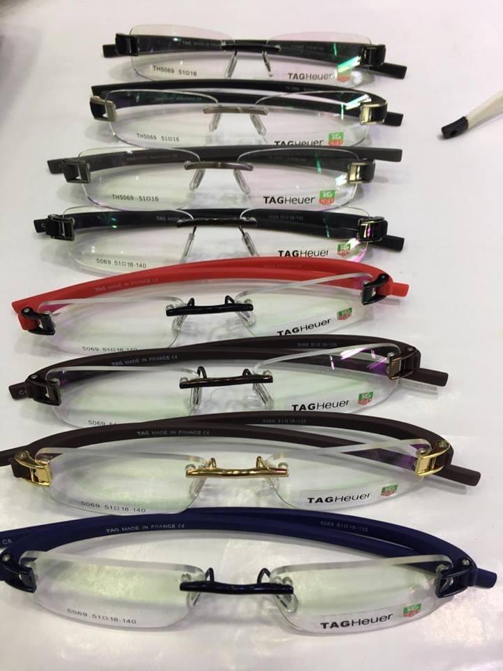 50d2a2b47d74d Armação Óculos Masculino S  Aro Th5069 + Estojo - R  99,00 em ...