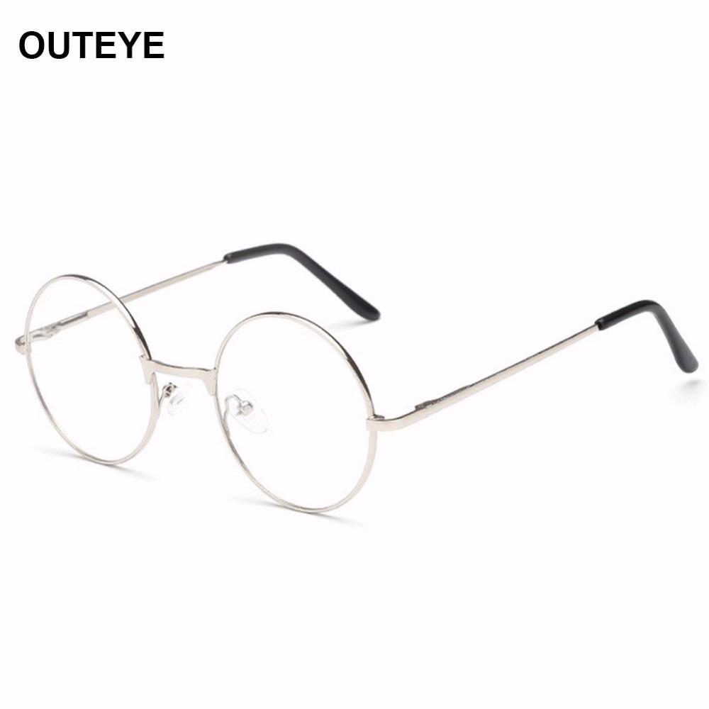 99f62bf6b9a8e armação óculos metal redondo sem grau acessório descanso bh. Carregando  zoom.