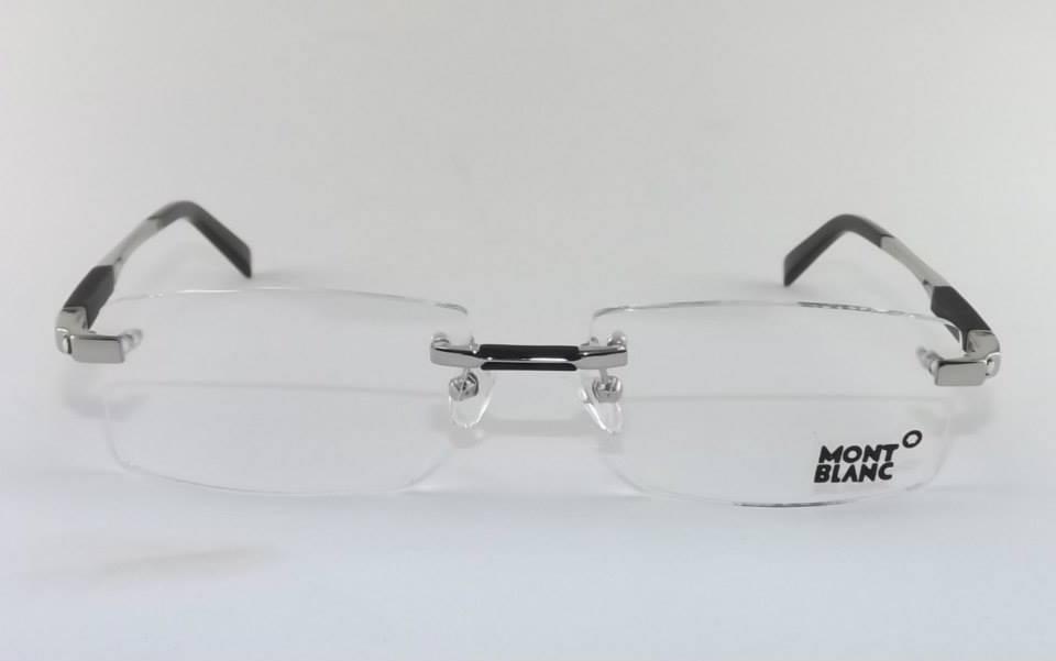 55437f18e31c6 Carregando zoom... mont blanc armação óculos. Carregando zoom... armação  óculos grau de grau sem aro mont blanc varias cores