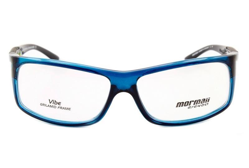 8c733c82d5a63 Armação Óculos De Grau Mormaii Vibe 1127 973 54 - R  189,00 em ...